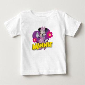 Minnie rosado el | que agita polera