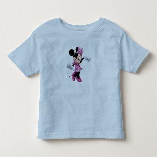 Minnie rosado el | que agita y que baila remeras