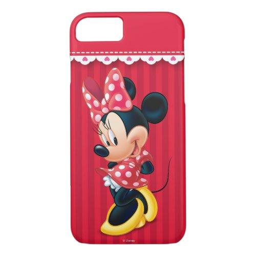 Minnie | Shy Pose Phone Case