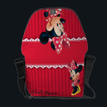 "Minnie | Shy Pose Courier Bag<br><div class=""desc"">Minnie Mouse</div>"