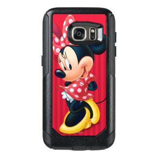 Minnie | Shy Pose OtterBox Samsung Galaxy S7 Case