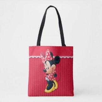 Minnie   Shy Pose Tote Bag