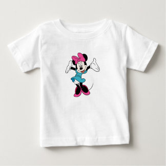 Minnie smiles baby T-Shirt