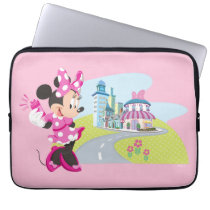 Minnie | Super Helper Laptop Sleeve
