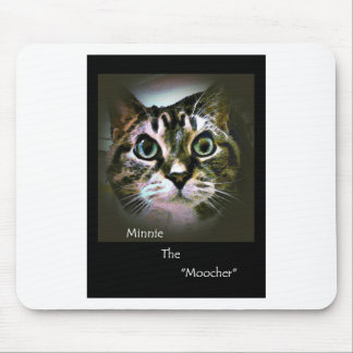 Minnie The Moocher Mouse Pad