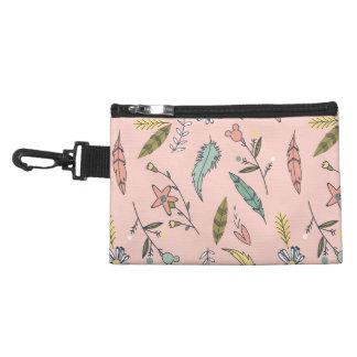Minnie   Wildflower Pattern Accessory Bag