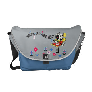 Minnie - Yodel Lay Hee Hoo! Courier Bag
