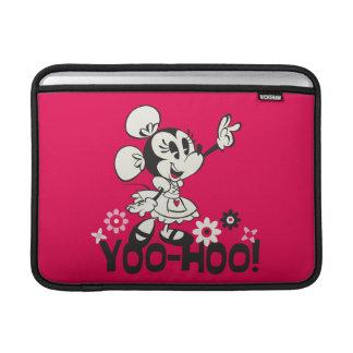 ¡Minnie - Yoo-Hoo! Fundas MacBook