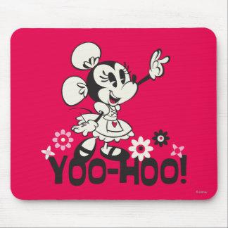 ¡Minnie - Yoo-Hoo! Alfombrillas De Ratón