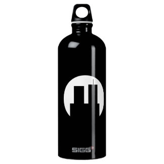 minns 9/11 aluminum water bottle