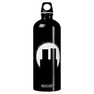 minns 9/11 SIGG traveler 1.0L water bottle