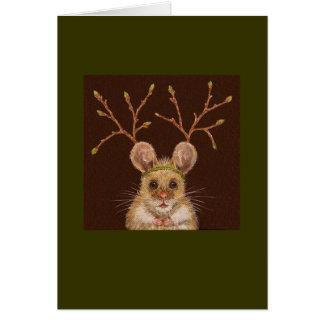 Minny Mae card