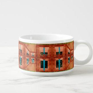Minoan Architecture Design Bowl