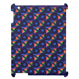 Minoan Floral iPad Case