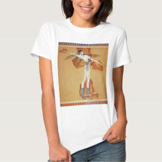 Minoan Fresco Art Minoan Art of Ancient Crete Shirt