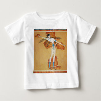 Minoan Fresco Art Minoan Art of Ancient Crete Tee Shirt