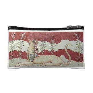 Minoan Griffon Makeup Bag