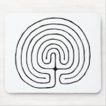 Minoan Labrynth Mouse Pad