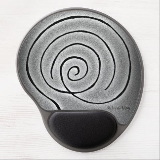 Minoan Labyrinth Gel Mouse Pad