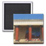Minoan Palace of Knossos Fridge Magnets