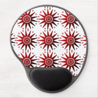 Minoan Starfish Pattern Mousepad Gel Mouse Pad
