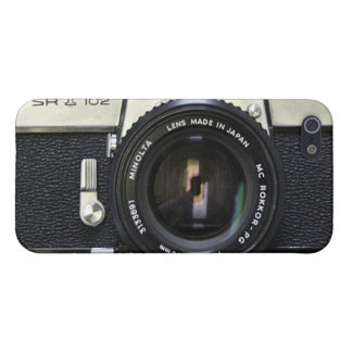 Minolta SRT 102 iPhone 5/5s Old Camera Case iPhone 5 Case