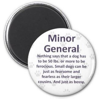 Minor General Magnet