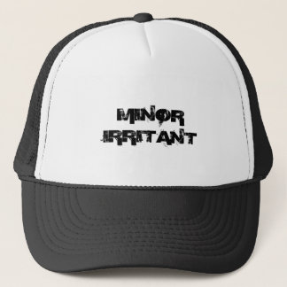 MINOR IRRITANT baseball cap