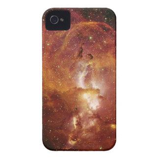 Minor Nebula NGC 3582 in Sagittarius RCW 57 iPhone 4 Case-Mate Case