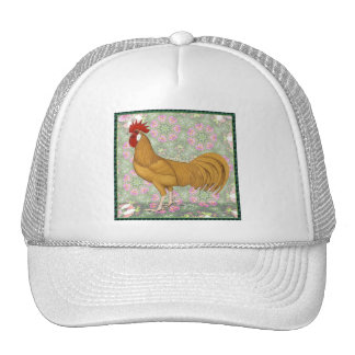 Minorca Old-fashioned Rooster Hats
