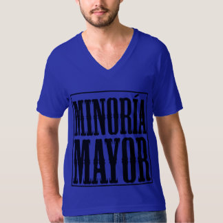 Minoría Mayor Tee Shirt