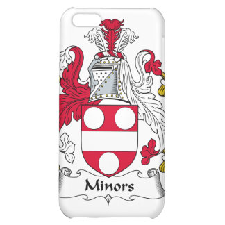 Minors Family Crest iPhone 5C Covers