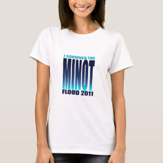 MINOT FLOOD SHIRT
