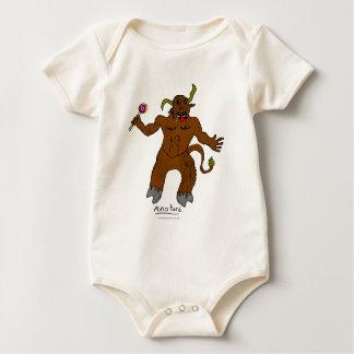 minotard baby bodysuit