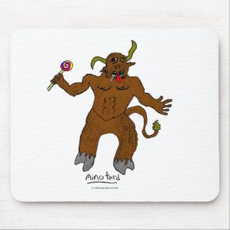 minotard mouse pad