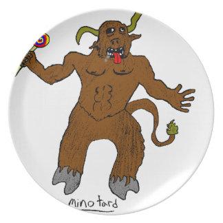 minotard plate