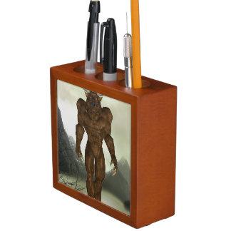minotaur-1.jpg pencil holder