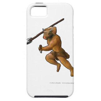 Minotaur Attack! (no slogan) iPhone SE/5/5s Case