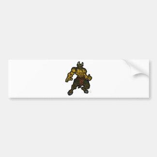 Minotaur Bumper Stickers