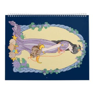Minotaur calendar