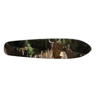 Minotaur Guard Skate Board Decks