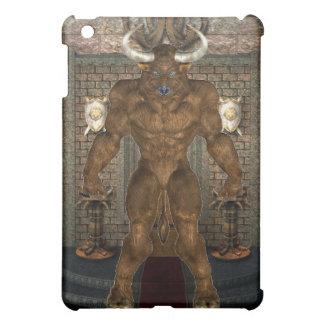 Minotaur iPad Case