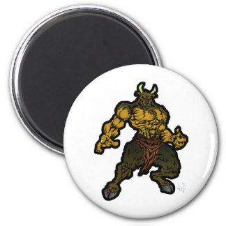 Minotaur Magnet
