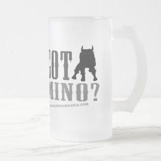 ¿Minotaur - Mino conseguido? Taza del vidrio de