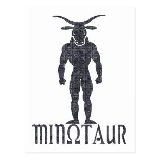 Minotaur Postcard
