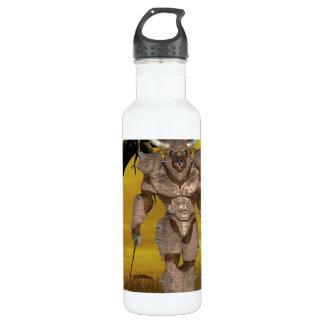 Minotaur Ready for Battle 24oz Water Bottle