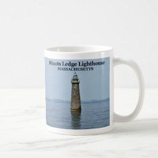Minots Ledge Lighthouse, Massachusetts Mug