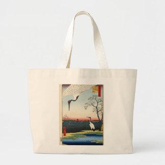 Minowa, Kanasugi, Mikawashima. Large Tote Bag