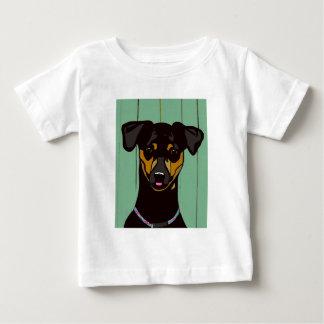 MinPin - Minature Pincher Baby T-Shirt