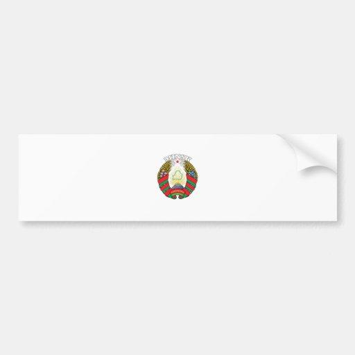 Minsk, Belarus Bumper Stickers